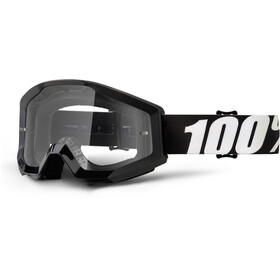 100% Strata Goggles, outlaw-clear